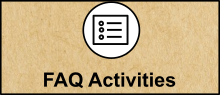 FAQ activities