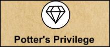 Potters privilege