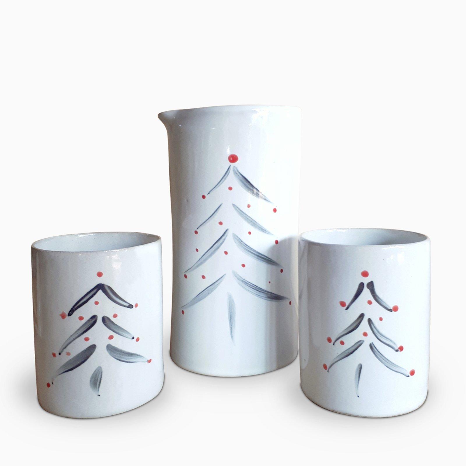 tree jug set