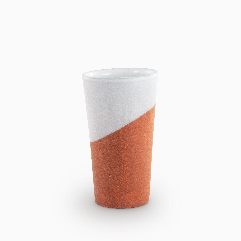 690101436 Ebele Mug Natural and White Velvet