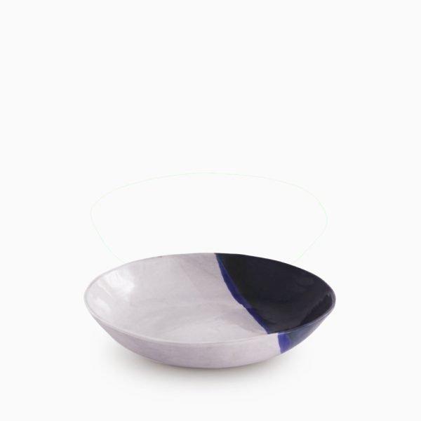 270302781 blue ream bowl 27 cm