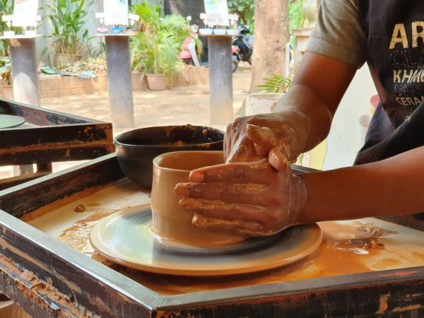 pottery class 1